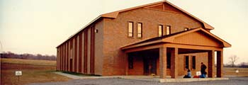 1979: We Build Our First Building